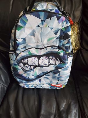 SPRAYGROUND SPENSIVE BACKPACK LIMITED EDITION for Sale in Miami, FL