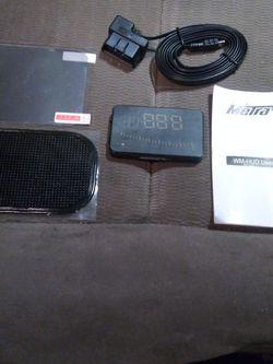 Heads Up Display Metra WM-HUD for Sale in Allen,  TX