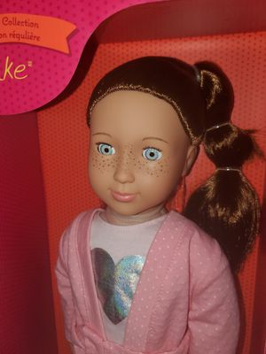 Our Generation Doll, 18 inch, NEW, Lake for Sale in Olivehurst, CA