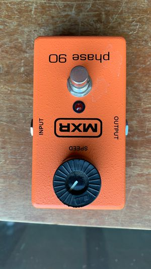 MXR Phase 90 Guitar Pedal! for Sale in San Diego, CA
