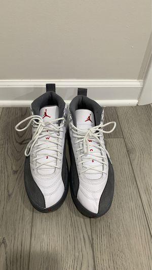 Jordan 12 Dark Grey for Sale in Capitol Heights, MD