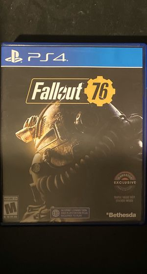 Fallout 76 (PS4) for Sale in Delano, CA