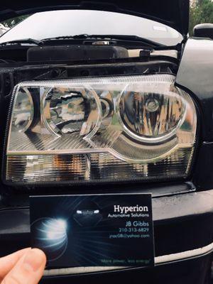 Headlight Restoration for Sale in San Antonio, TX