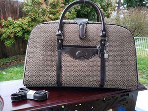 Coach Travel Duffle Bag Shoulder Strap for Sale in Everett, WA