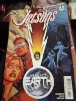 2018 BY DC THE JETSONS COMIC BOOK. for Sale in Avocado Heights,  CA