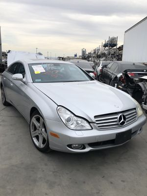 Parting Out! 2006 Mercedes CLS500 for parts! for Sale in Rialto, CA