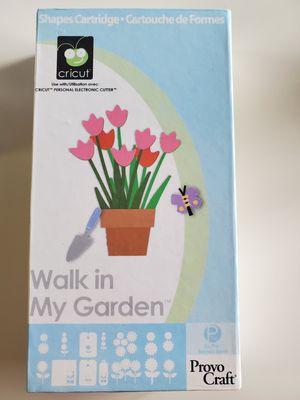 "Cricut ""Walk in the Garden"" Cutter for Sale in INVER GROVE, MN"