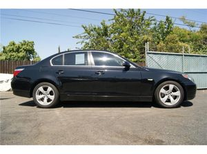 2006 BMW 5 Series for Sale in Fresno, CA