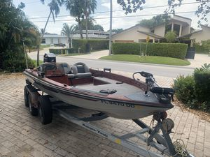 Ranger Flats\ Bass Boat for Sale in Hollywood, FL