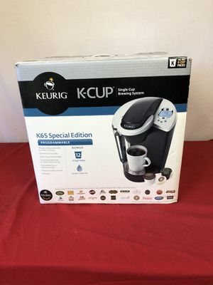KEURIG K-CUP SINGLE CUP BREWING SYSTEM for Sale in Macon, GA