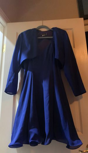 Blue Hampton Nites dress for Sale in Las Vegas, NV