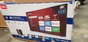 "75S423 75"" TCL UHD 4K ROKU TV for Sale in Chino, CA"