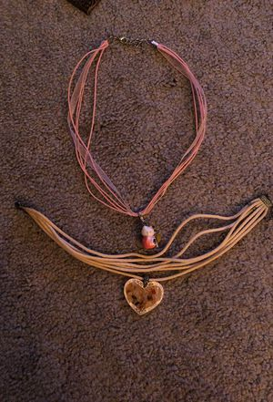 Cute pink Necklaces for Sale in Alexandria, VA