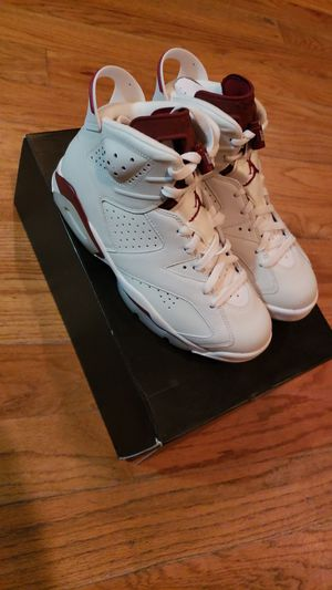 Jordan maroon 6, brand new never worn DS, size 8(NO TRADES!!) for Sale in Houston, TX