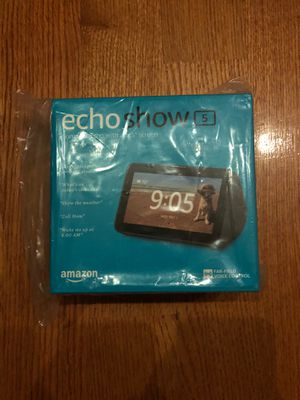 Brand new in box sealed in package echo show five for Sale in Queens, NY