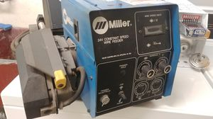 Miller 60 Series 24V Constant Speed Wire Feeder S-62 for MIG Welder for Sale in San Diego, CA