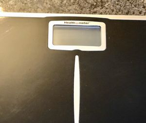 Health O Meter carbon fiber digital scale. for Sale in Tolleson, AZ