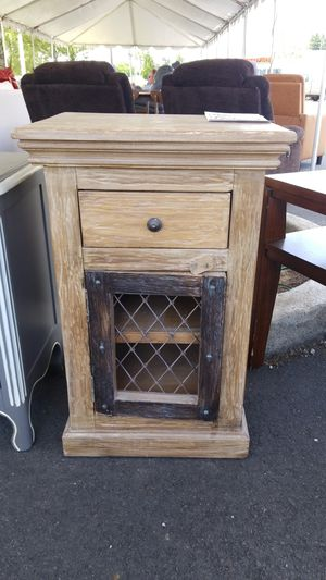 Small Rustic Accent Cabinet for Sale in Beaverton, OR