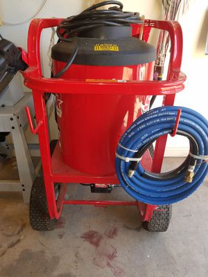 Shark diesel hot water pressure washer. Not used for Sale in Alexandria, LA