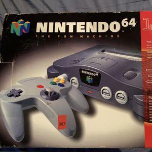Nintendo 64 (N64) for Sale in Napa, CA