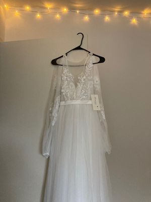 Wedding Dress - Brand New With Tags for Sale in North Bethesda, MD
