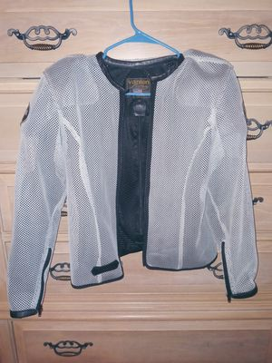 Vanson Leathers XL Mesh Motorcycle Jacket for Sale in Austin, TX