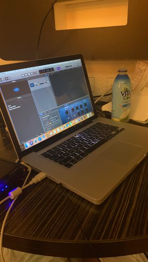 Mac at home/mobile studio everything included for Sale in San Leandro, CA