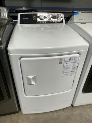 New Frigidaire Gas Dryer On Sale 1yr Factory Warranty for Sale in Gilbert, AZ