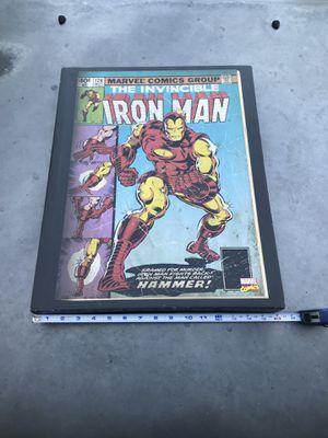 Iron man canvas for Sale in Orlando, FL