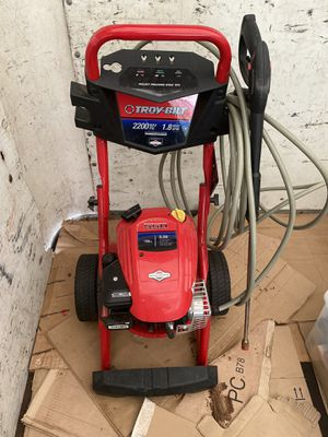 Pressure Wash (Troy -Bilt) for Sale in Houston, TX