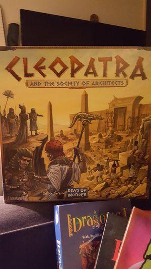 CLOEPATRA BOARD GAME for Sale in San Diego, CA