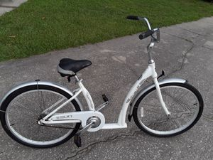 """Sun Streamway Low Step Single Speed Cruiser bike with 26"""" tires, 40cm frame. $250 FIRM. for Sale in Wesley Chapel, FL"""
