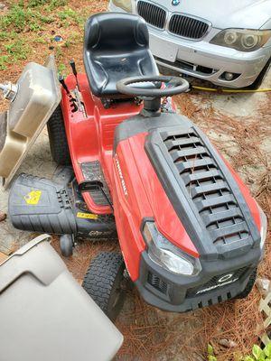 Troybilt ridingmower 2017 46 inch deck for Sale in Stafford, TX