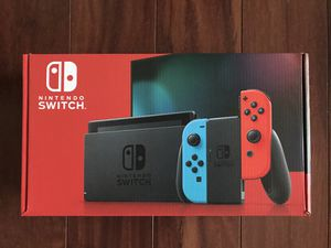 Brand New Sealed Nintendo Switch for Sale in Seattle, WA
