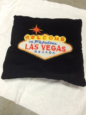 Las Vegas pillows for Sale in Olney, MD