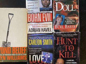 Murder Mystery / Crime Books for Sale in Denver,  CO