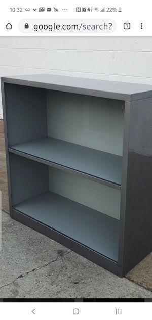 Metalic bookcase for Sale in Herndon, VA