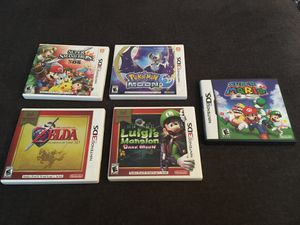 Nintendo 3DS / DS games for Sale in Tempe, AZ