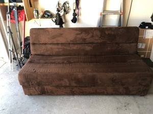 Futon w/storage for Sale in Fontana, CA