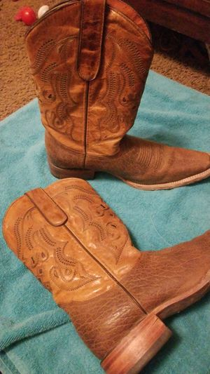 innovation leather boots for Sale in Nashville, TN