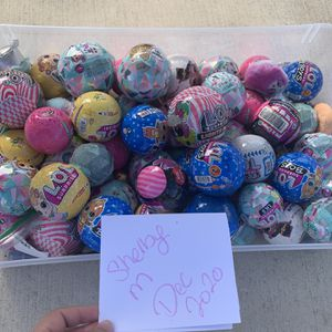Lol Surprise Balls for Sale in Pflugerville, TX