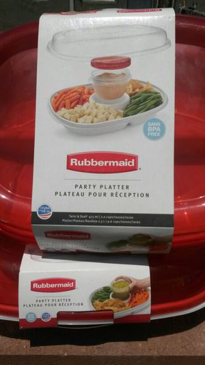 RUBBERMAID PARTY TRAY for Sale in Los Angeles, CA