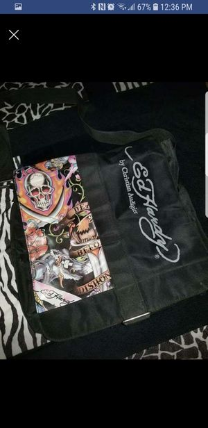 Ed hardy messenger bag for Sale in Post Falls, ID