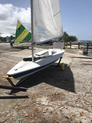 Laser sailboat - 2010 for Sale in Miami, FL