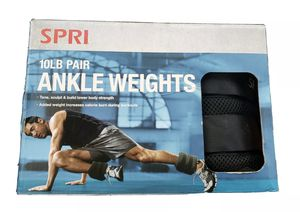 BRAND NEW Two 10lb Ankle Weights 20lb for Sale in Fresno, CA