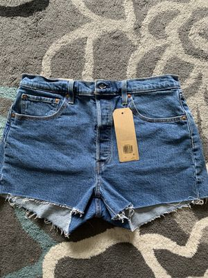New Levi 501 shorts for Sale in Peoria, IL