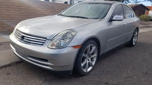 2003 Infiniti G35 Parting out for Sale in Tucson, AZ