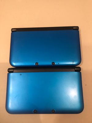 Nintendo two 3DS XL's for sale for Sale in Suffolk, VA