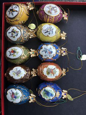 Danbury Mint Christmas Ornaments for Sale in Penndel, PA