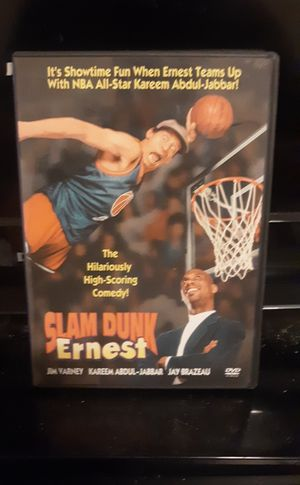 Slam dunk ernest rare and out of print for Sale in Milford, MA